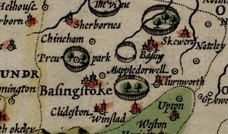 Preu Park - Speed Map of 1611